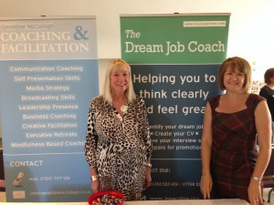 """Geraldine and Louise ask: """"Is this it?"""" and show teams how to get more from the day job!"""